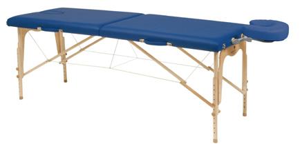 Gamme Eco PLIANTES BOIS · Table de massage pliante bois.· 70 x 192 cm.·... par LeGuide.com Publicité