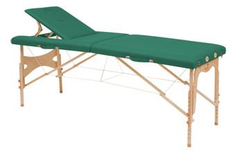 Gamme Eco PLIANTES BOIS · Table de massage pliante bois.· 70 x 182 cm.·... par LeGuide.com Publicité