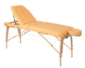 Gamme Eco PLIANTES BOIS · Table de massage pliante bois.· 70 x 186 cm.·... par LeGuide.com Publicité